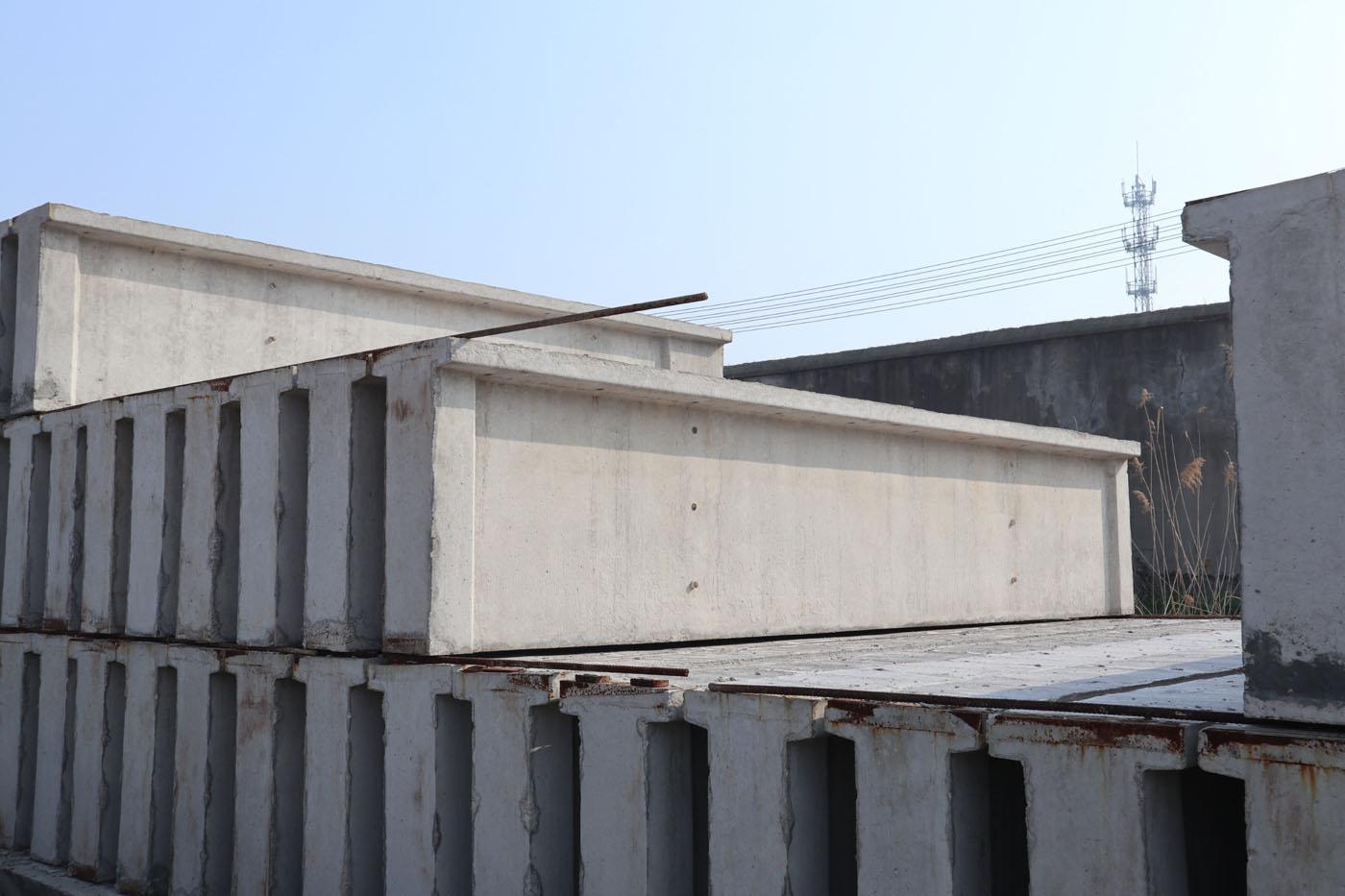 吊车梁混凝土
